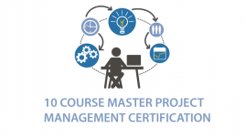 10 Course Master Project Management Certification Training Bundle