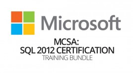 MCSA SQL 2012 Certification 18 month renewal