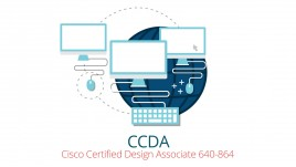 Cisco 640-864 CCDA Cisco Certified Design Associate