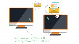 Microsoft 70-341 Core Solutions of Exchange Server 2013