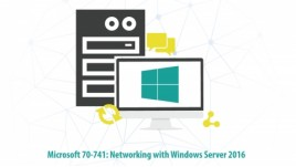 Microsoft 70-741 MSCA Networking with Windows Server 2016