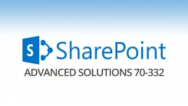 Microsoft 70-332 Advanced Solutions of SharePoint Server 2013