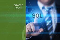 1Z0-061 SQL