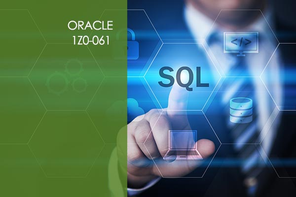 Oracle 12c OCP 1Z0-061: SQL Fundamentals