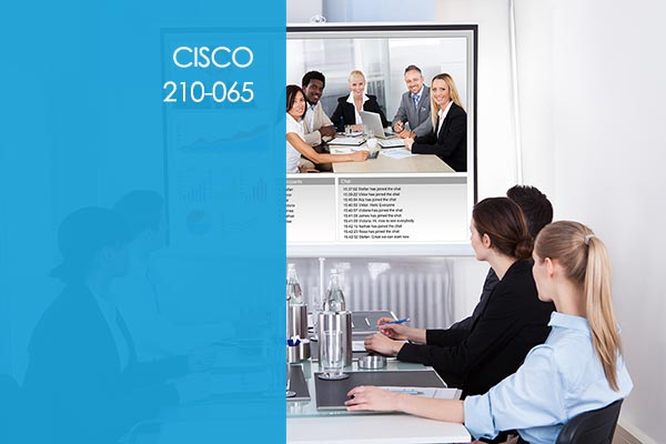 Cisco Video Network Devices 210-065