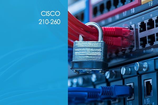 Cisco IINS 210-260 CCNA Security
