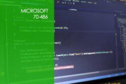Microsoft 70-486 ASP .NET