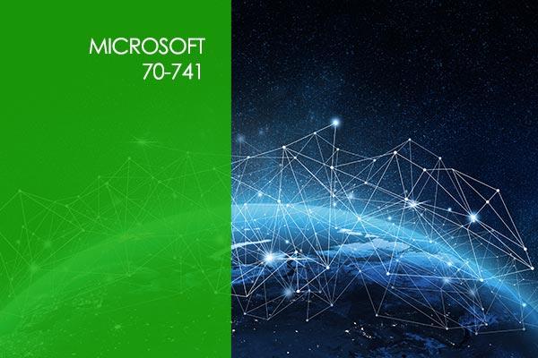 Microsoft Windows Server 70-741