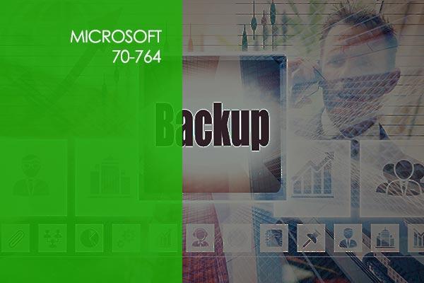 Microsoft SQL 70-764