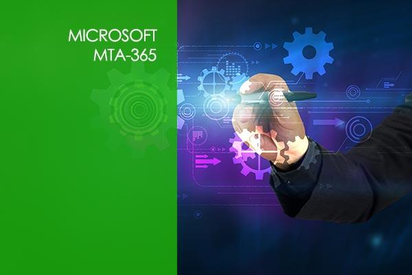 Microsoft MTA 98-365