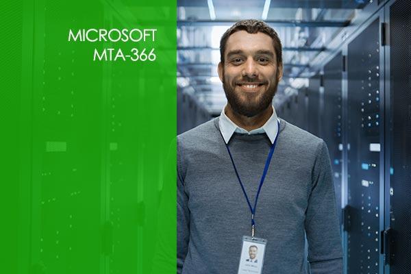 Microsoft MTA 98-366