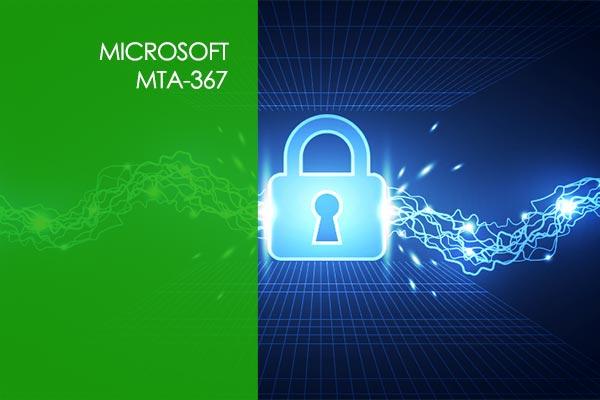 Microsoft MTA 98-367