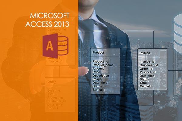 Microsoft Access 2013 Training