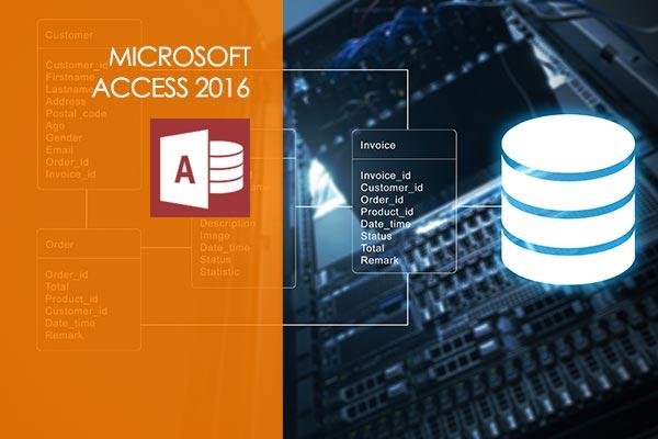 Microsoft Access 2016 Training