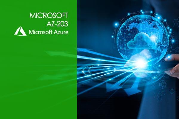 Microsoft AZ-203: Developing Solutions for Microsoft Azure