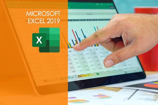 Microsoft Excel 2019 Training
