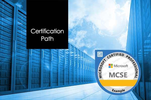 MCSE Server Infrastructure Certification