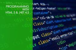 Microsoft .NET with html