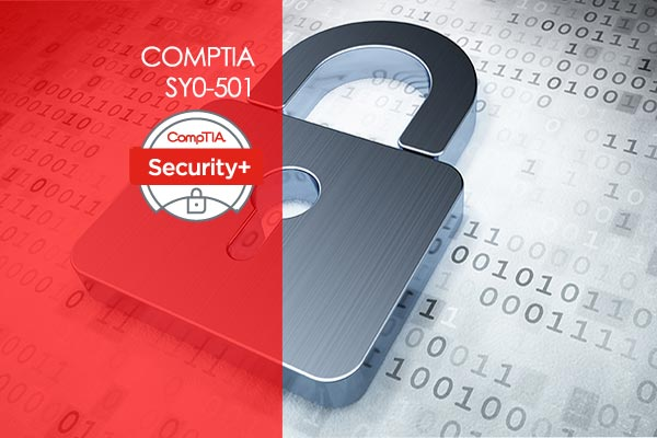 CompTIA Security+ SY0-501