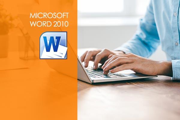 Microsoft Word 2010 Training