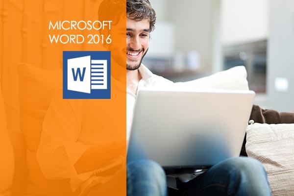 Microsoft Word 2016 Training