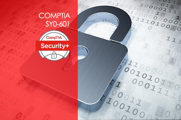 CompTIA Security+ ( Plus ) Certification ( SY0-601 ) Course