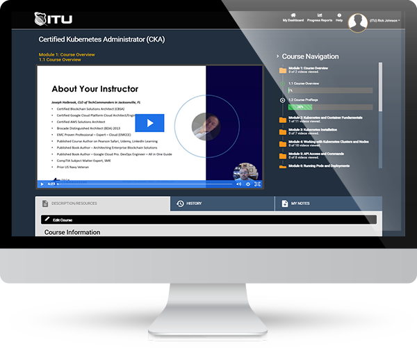 ITU Online LMS