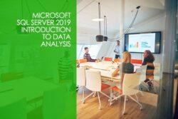 Microsoft SQL Server 2019 - Data Analysis